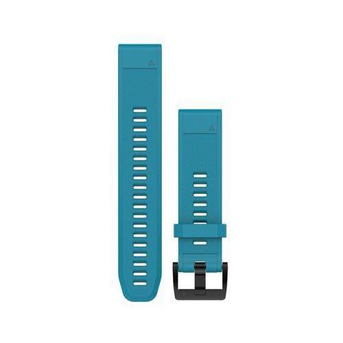 Garmin Pasek do zegarka sportowego approach s60/fenix 5/forerunner 935/quatix 5/quatix 5 sapphire niebieski 010-12496-04 (0753759176839)