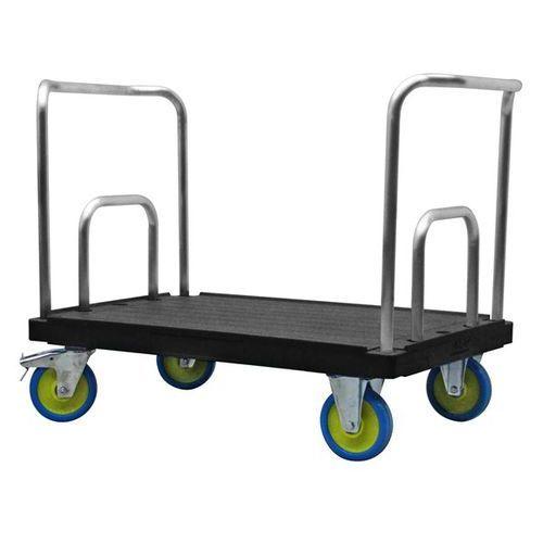 Wózek platformowy do dużych obciążeń twice, dł. x szer. 1200x800 mm, nośność 100 marki Unbekannt