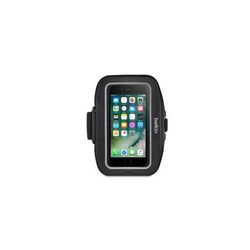 Etui opaska na ramię  sport-fit plus iphone 7, czarna od producenta Belkin