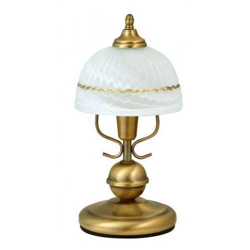 Lampa stołowa lampka Rabalux Flossi 1x40W E14 brąz 8812 (5998250388120)