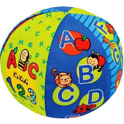 Interaktywna piłka 2w1 Liczę i mówię K's Kids