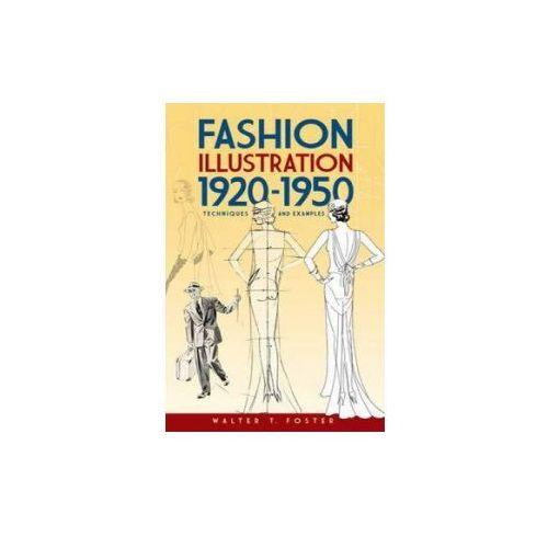Fashion Illustration 1920-1950 (9780486474717)