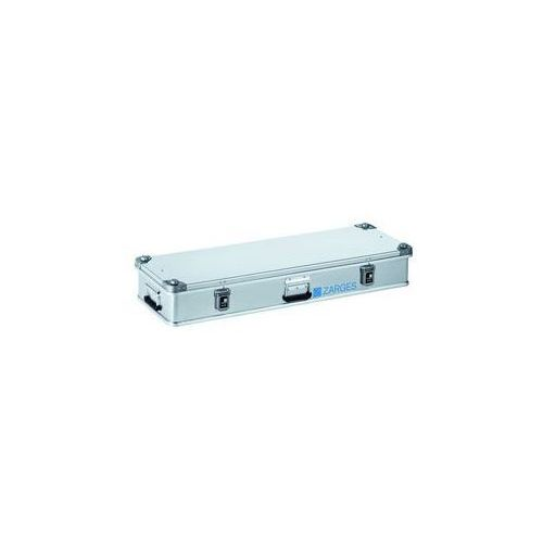 Zarges Aluminiowa skrzynka transportowa,poj. 60 l, dł. x szer. x wys. wewn. 1150 x 350 x 150 mm