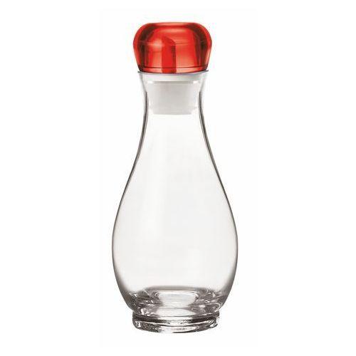 Dozownik na oliwę lub ocet 500 ml gocce czerwony marki Guzzini