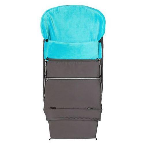 Emitex śpiworek dziecięcy COMBI PREMIUM, szaro-niebieski (8595624429075)