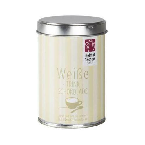 Helmut sachers kaffee Sachers 250g biała czekolada na gorąco i na zimno puszka