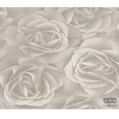 Tapeta ścienna róże crispy paper 525601 bezpłatna wysyłka kurierem od 300 zł! darmowy odbiór osobisty w krakowie. marki Rasch