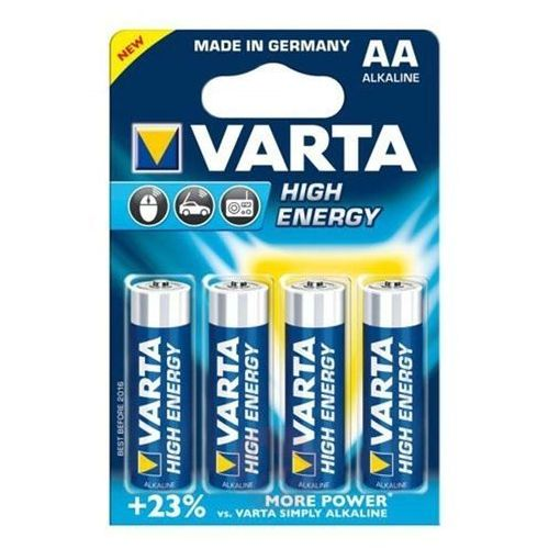 Baterie VARTA High Energy Mignon 4906 AA (4008496810321)