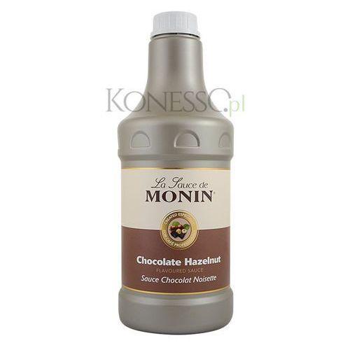 Monin Sos choco hazelnut  1,89 l (3052911187261)