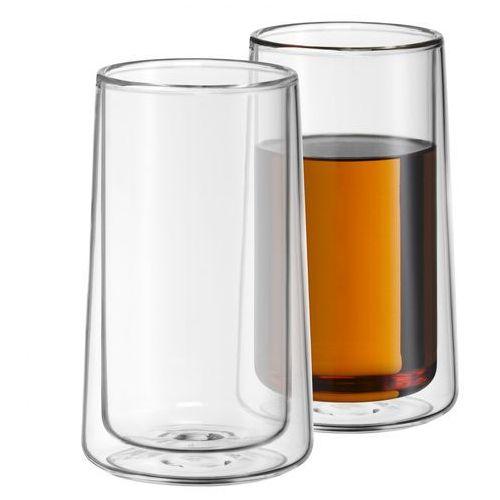 Zestaw szklanek z podwójnymi ściankami teatime 2 szt marki Wmf