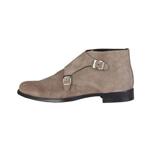 Płaskie buty męskie - ferdinand-18 marki Pierre cardin