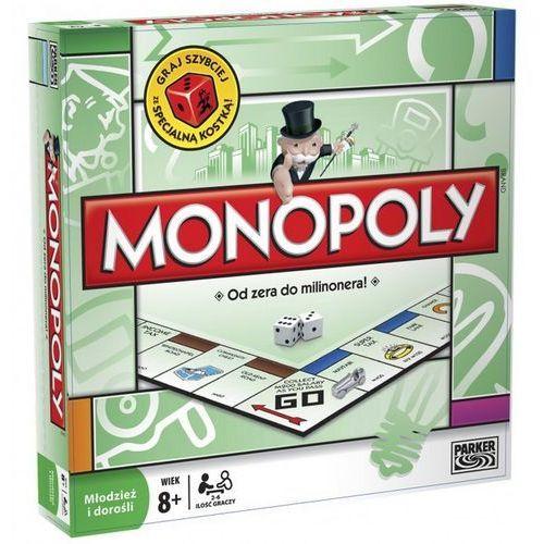 Hasbro Towarzyska  gra monopoly 00009