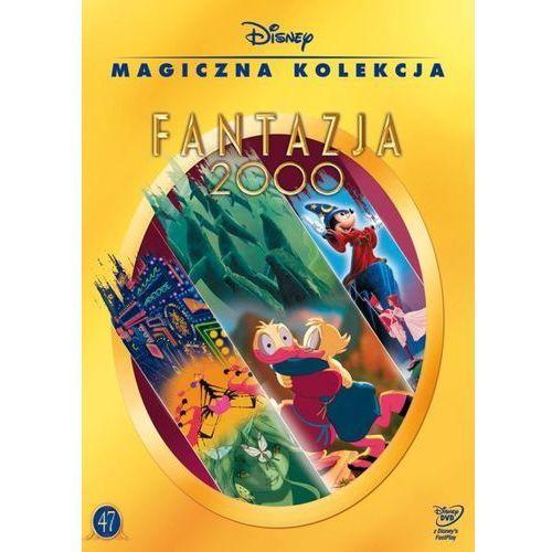 Magiczna kolekcja: fantasia 2000 dvd pl wyprodukowany przez Cdp.pl