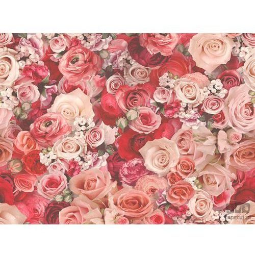 A.s. creation Tapeta ścienna w kwiaty urban flowers 32722-3 as creation