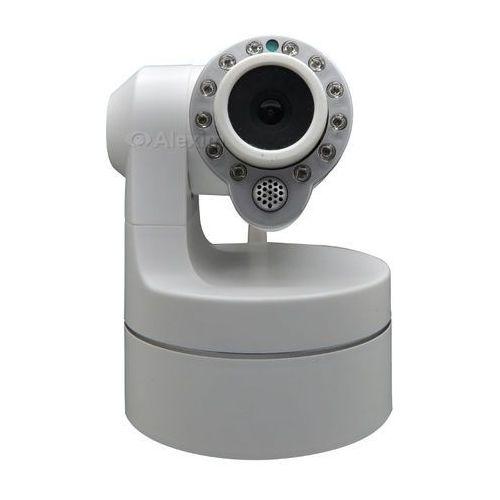 Kamera IP, WiFi, obrotowa IP CKI WALLY v.2. Najniższe ceny, najlepsze promocje w sklepach, opinie.