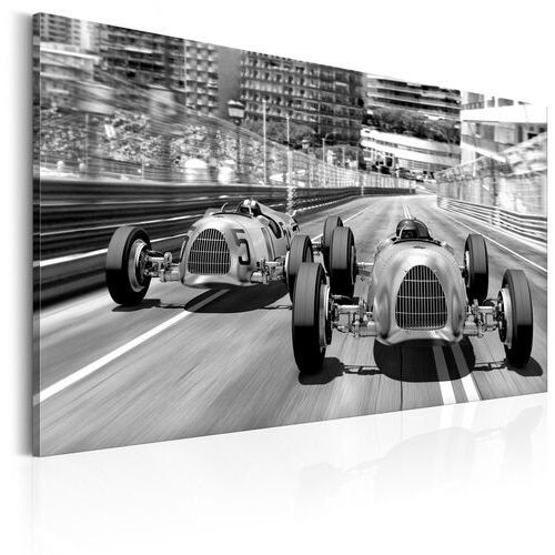 Obraz - stare samochody wyścigowe marki Artgeist