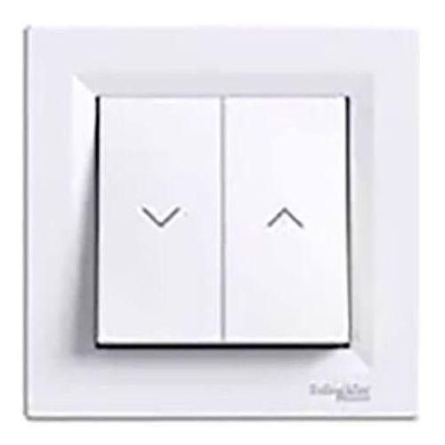 Schneider electric Asfora łącznik żaluzjowy biały eph1300521 (3606480611667)