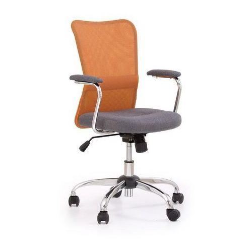 Halmar Krzesło andy pomarańcz krzesło