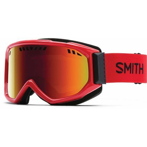 Gogle snowboardowe - scope pro fire red sol-x mirror (99c1) rozmiar: os marki Smith