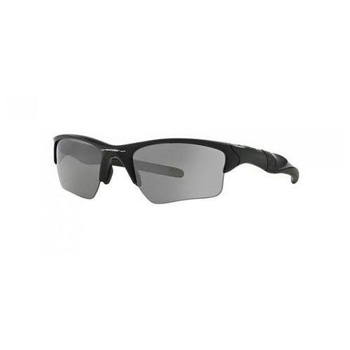 Okulary Słoneczne Oakley OO9154 HALF JACKET 2.0 XL Polarized 915446, kolor żółty
