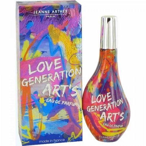 Jeanne Arthes Love Generation Art's Woman 60ml EdP