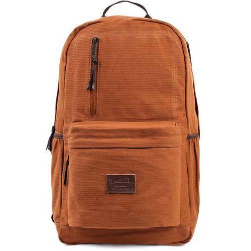 Brixton Plecak - bellows backpack rust (rust) rozmiar: os