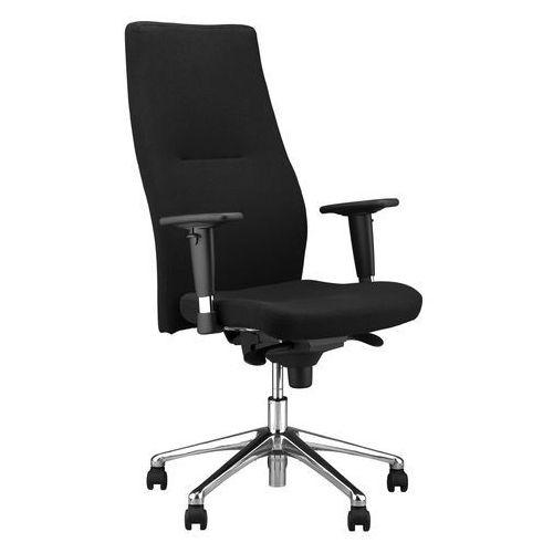 Krzesło obrotowe orlando hb r16h steel28 chrome marki Nowy styl