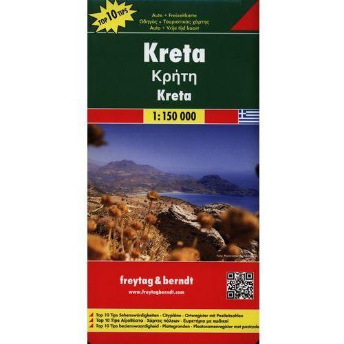 Kreta. Mapa 1:150 000 (2011)