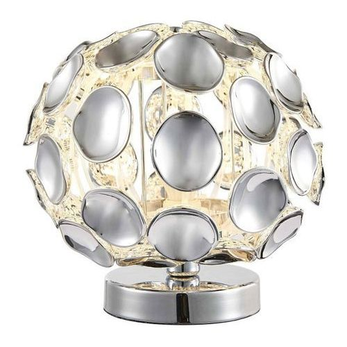 Lampa stołowa lampka ontario 1x40w e14 chrom 526301-06 marki Reality