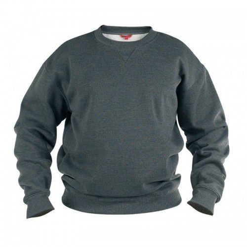 Rockford Sweat Duża Bluza Męska Szara, KS1616 Grey