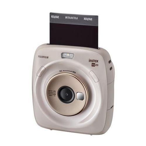 FujiFilm Instax SQUARE SQ20 (beżowy), 16603218