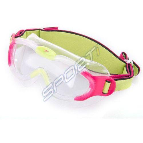 Maska do pływania sea squad dziecięca 8087638028 marki Speedo