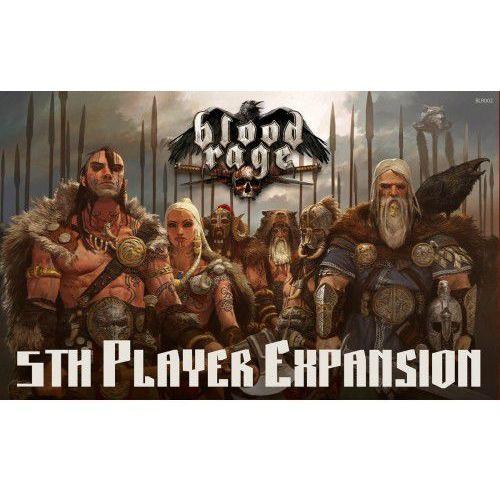Portal games dodatek do gry blood rage 5-ty gracz