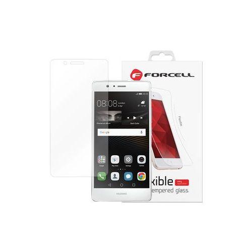Huawei p9 lite - szkło hartowane flexible glass marki Forcell