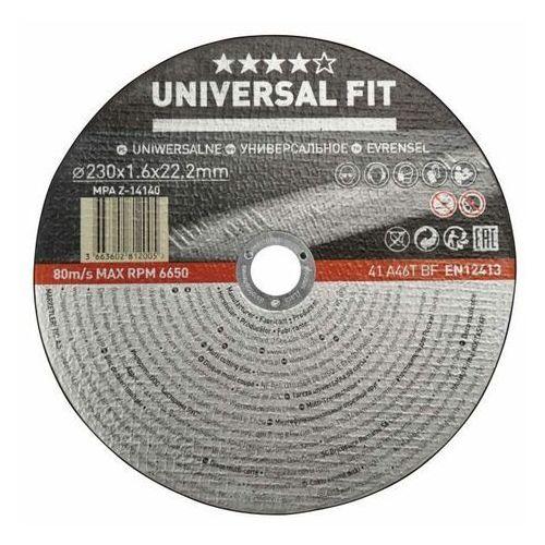 Universal Tarcza do cięcia multifunkcyjna 230 x 1 6 mm