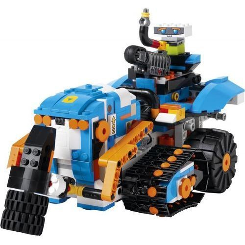 Klocki konstrukcyjne LEGO Boost Zestaw kreatywny 17101. Najniższe ceny, najlepsze promocje w sklepach, opinie.