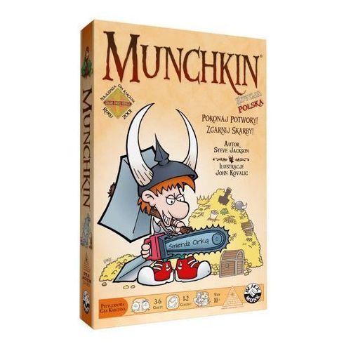 Munchkin - BLACK MONK