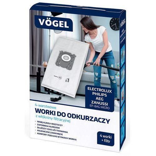 Worek do odkurzacza VÖGEL EP-BAG Micro (4 sztuki)