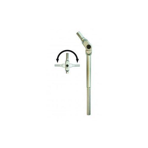Bondhus  zestaw kluczy imbusowych z ruchomym ramieniem hex-pro 3-8 (00062)