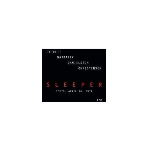 JARRETT/GARBAREK/CHRISTENSEN/DANIELSSON - SLEEPER - Album 2 płytowy (CD), 3705570