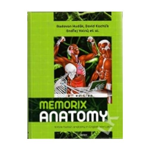 Memorix anatomy (9788075534156)