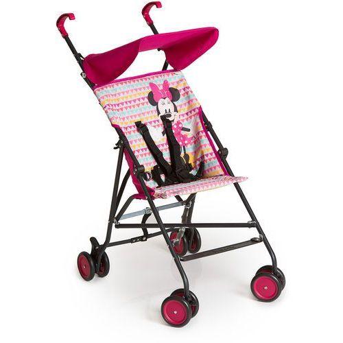 Hauck wózek spacerowysun plus minnie geo pink