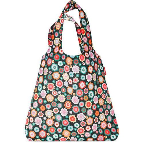 Torba na zakupy Reisenthel mini maxi shopper Happy Flowers (RAT7048) (4012013704574)