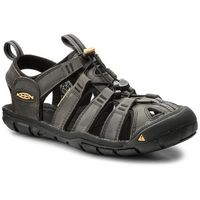 Sandały KEEN - Clearwater Cnx Leather 1013107 Magnet/Black
