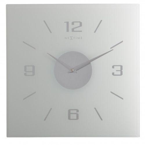 Zegar ścienny Frosted Willie