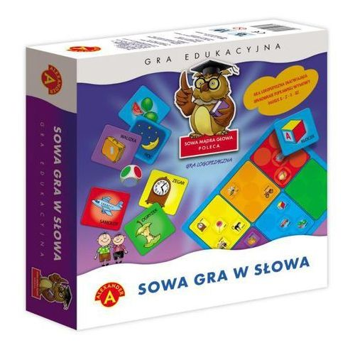 Alexander Gra sowa gra w słowa
