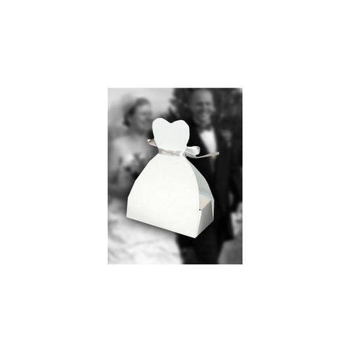 Suknia ślubna - pudełeczko marki Giftworld. Najniższe ceny, najlepsze promocje w sklepach, opinie.