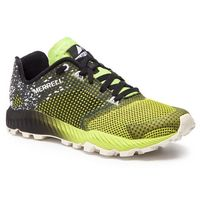 Buty - all out crush 2 j12561 black/speed green, Merrell, 40-46.5