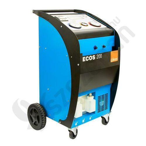 Automatyczna stacja do obsługi klimatyzacji Oksys ECOS200 z drukarką - ECOS200, kup u jednego z partnerów