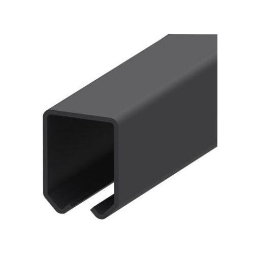 Profil do bramy przesuwnej Fe, 42x54x2,5mm, L3m
